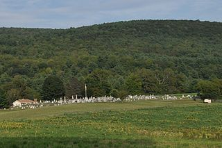 Tyringham Cemetery United States historic place
