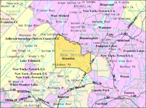 Kinnelon, New Jersey