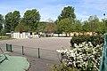 Centre de loisir détruit par un incendie à Saint Rémy lès Chevreuse le 15 mai 2013 - 1.jpg