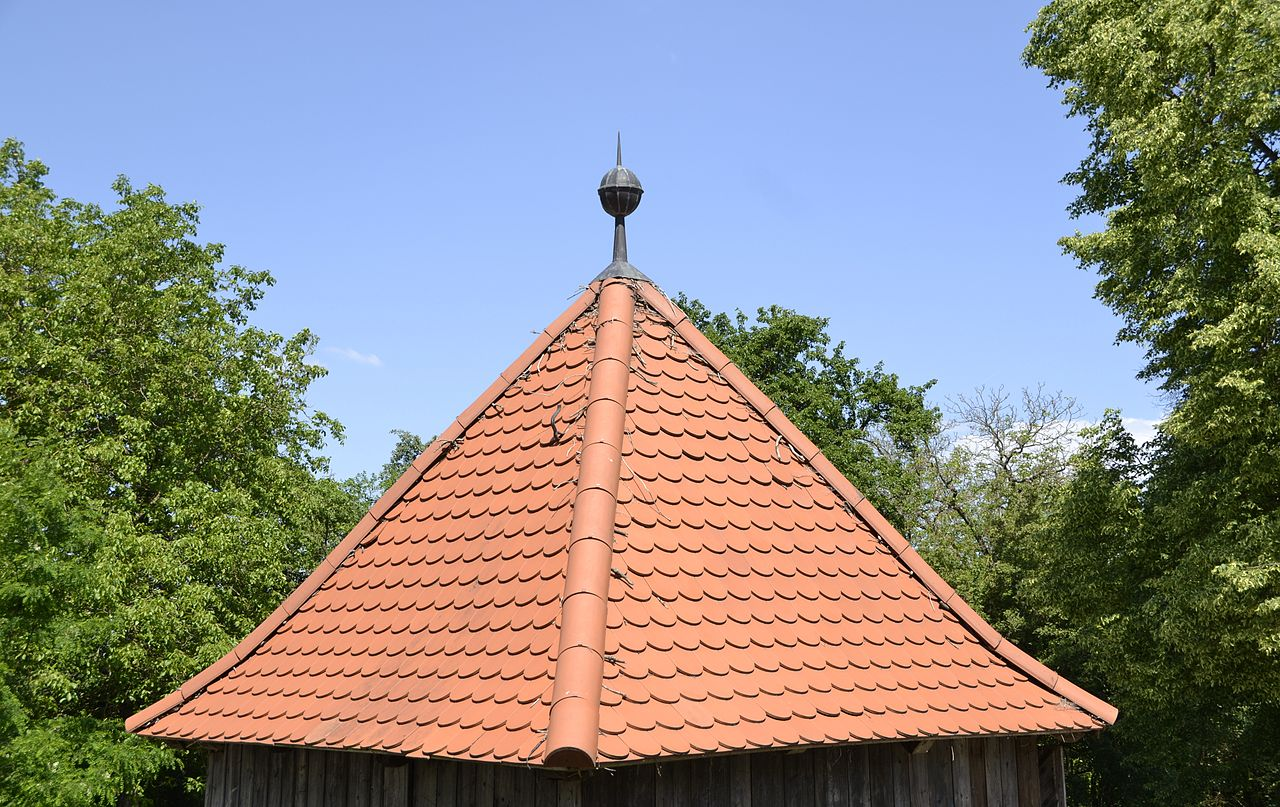 Fileceramic Tile Roof In Germany 2012g Wikimedia Commons