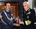 Ceremonial handing over of Chairman, Chiefs of Staff Committee baton from Arup Raha to Sunil Lanba (3).jpg