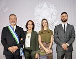 Cerimônia pela posse do ministro Raul Jungmann (26991399761).jpg