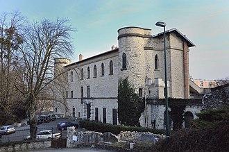 Beauvallon, Drôme - Chateau