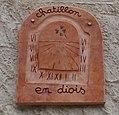 Châtillon-en-Diois - Cadran solaire.jpg