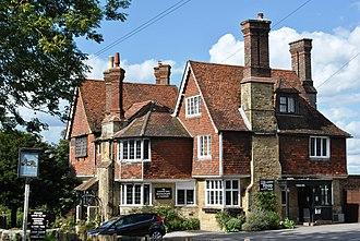 Fordcombe - Chafford Arms pub