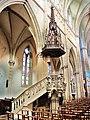 Chaire de l'église saint Amé et saint Blaise.jpg