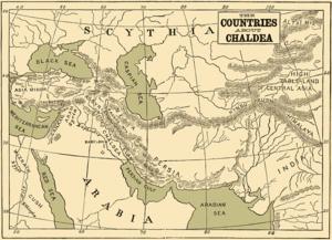 Chaldea - The countries around Chaldea