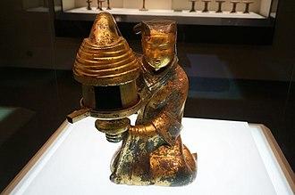 Hebei Museum - Changxin Palace lantern
