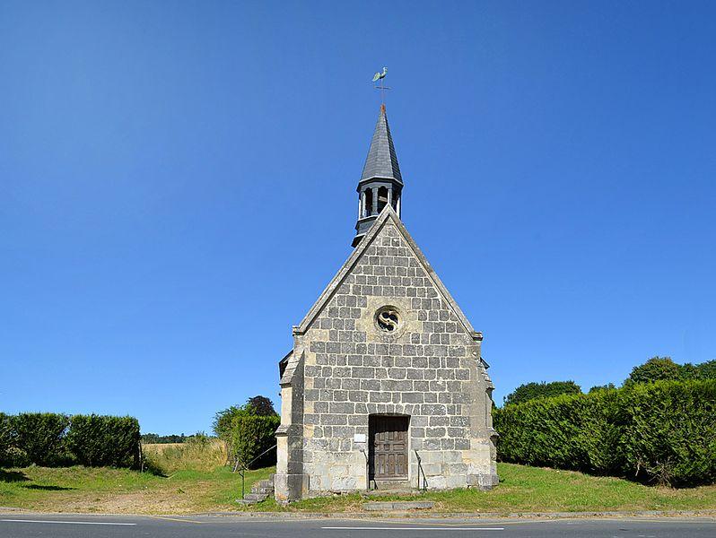 Saint-Julien-de-Mailloc (Valorbiquet) (Calvados)