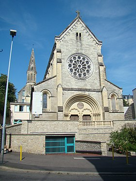 Image illustrative de l'article Chapelle des Carmes (Rennes)