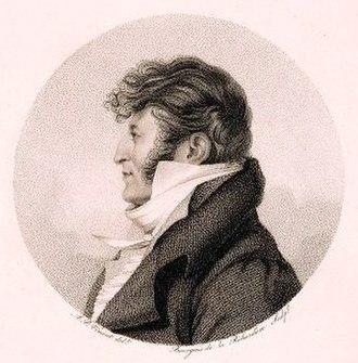 Charles-Frédéric Kreubé - Charles-Frédéric Kreubé