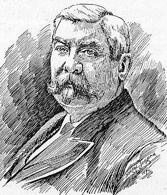 Charles A. Otis - Charles Augustus Otis by Norval Jordan, 1896