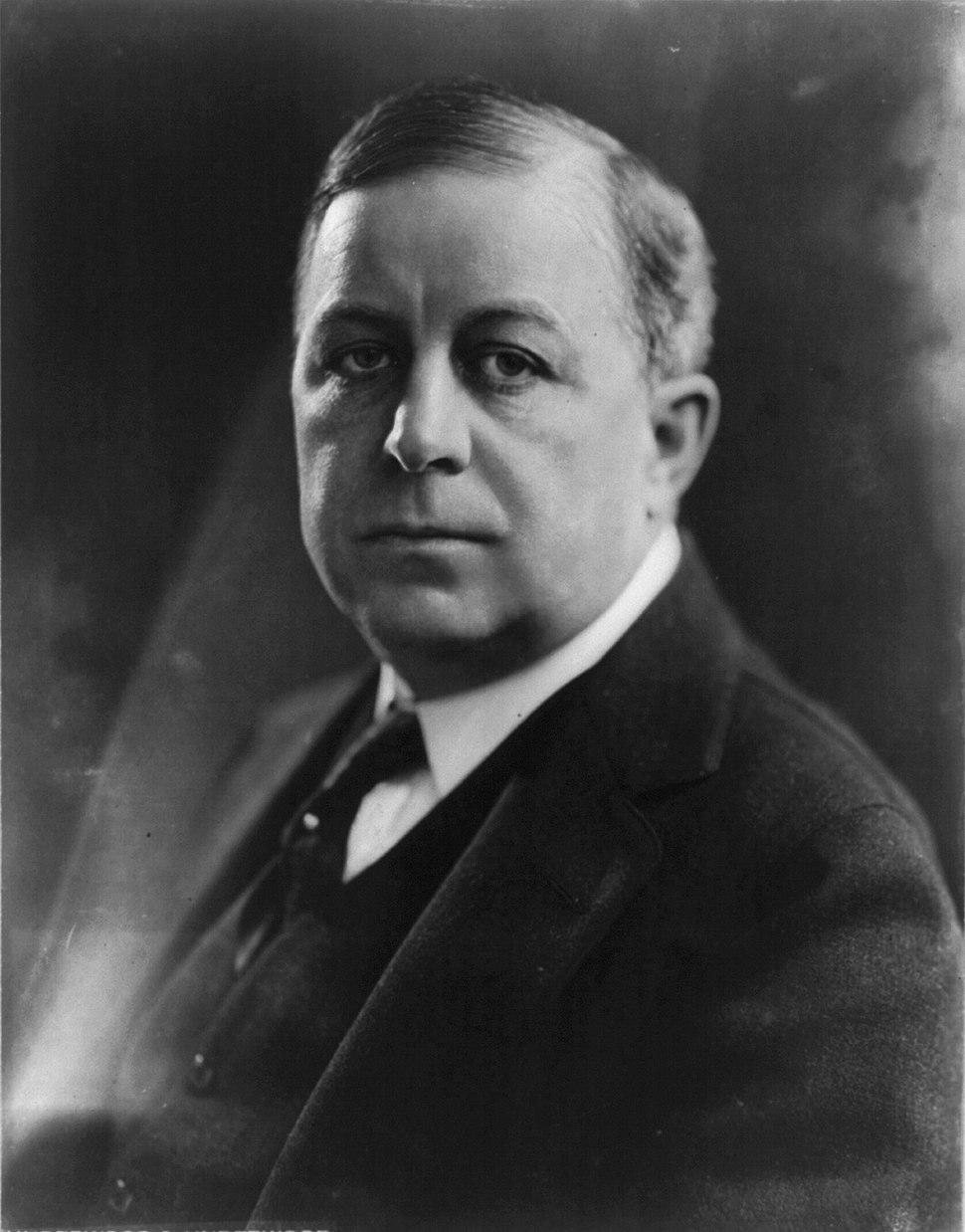 Charles Beecher Warren, 1870-1936