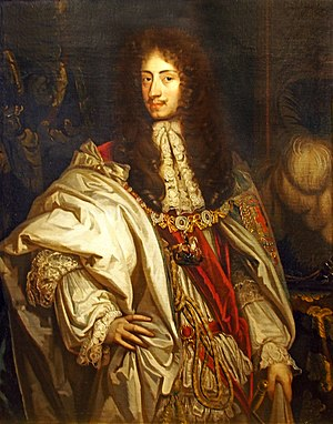 Charles II, Elector Palatine - Charles II, Elector Palatine