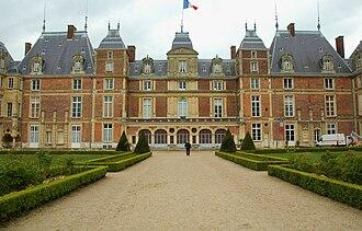 Château d'Eu - Château d'Eu