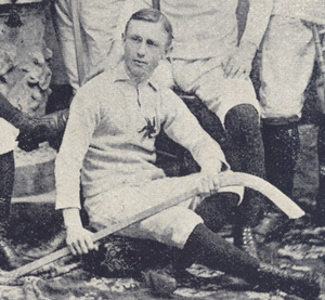 Chauncey Kirby - Chauncey Kirby in the 1892 Ottawa Hockey Club photo