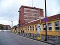 Cheb, nádraží a provizorní autobusové nádraží.jpg