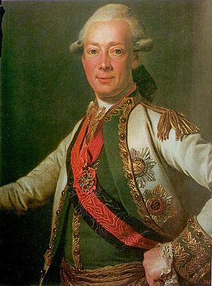 Ivan Chernyshyov - Count Ivan Tchernyshov.