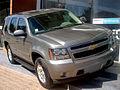 Chevrolet Tahoe LT 2008 (14223302533).jpg