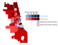 Chicago 1927 mayor primary by ward.png