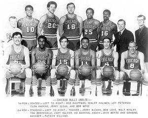 Chicago Bulls - The 1969–70 Chicago Bulls
