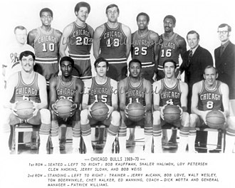 Chicago Bulls - The 1969–70 Chicago Bulls