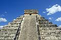 Chichen Itza 03 2011 Templo Kukulkan (El Castillo) 1406.jpg