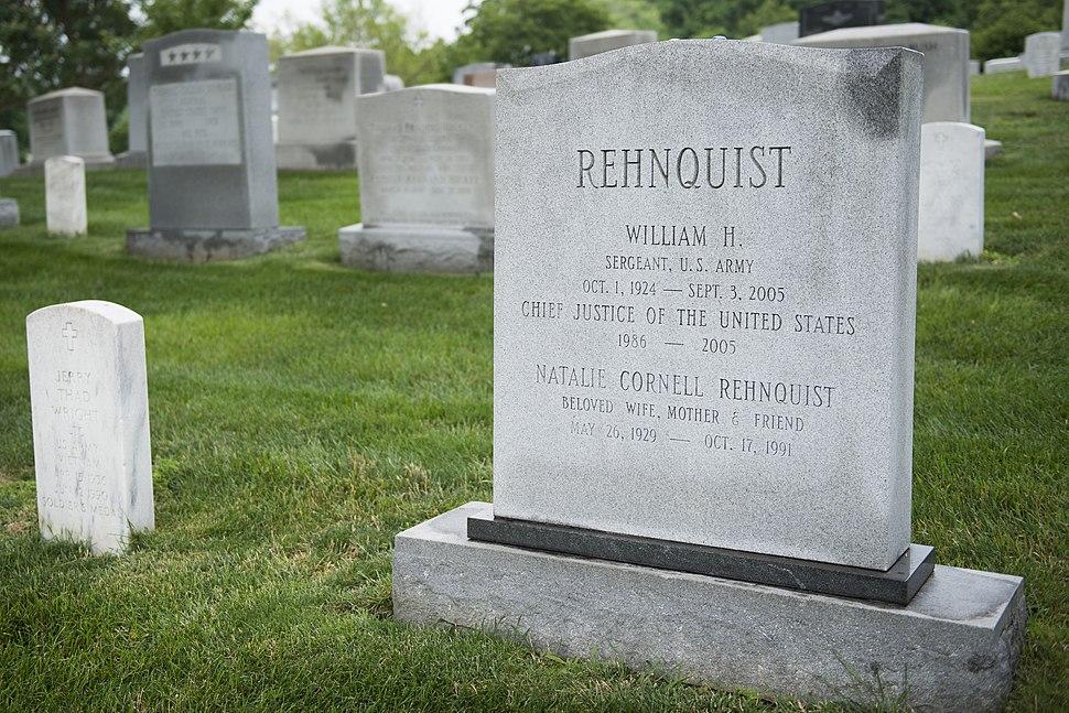 Chief Justice William H. Rehnquist (19300992415)