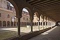 Chiesa dei Santi Cosma e Damiano (Venice) Cloister.jpg
