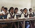 Children in an elementary school in Mayiladuthurai.jpg