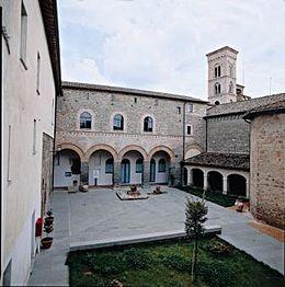Museo Della Ceramica Di Deruta.Museo Regionale Della Ceramica Wikipedia