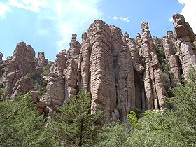 Image illustrative de l'article Chiricahua National Monument