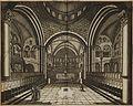 Choro della Chiesa del StSepolchro - Bruyn Cornelis De - 1714.jpg
