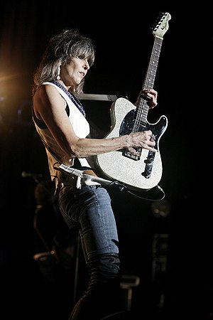 Chrissie Hynde - Chrissie Hynde in April 2013