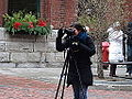 Christmas festival in the distillery district, 2014 12 03 (2) (15941412862).jpg