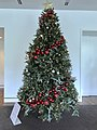 Christmas tree, Parliament House, Canberra.jpg