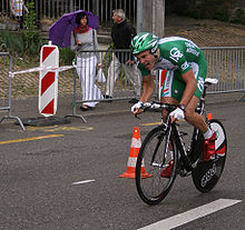 Kern at the 2007 Tour de Romandie