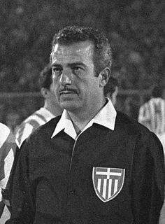 Christos Michas Greek football referee