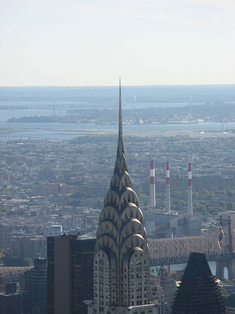 Empire State Building In New York Information