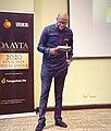 Chukwuemeka Fred Agbata at the 2020 Edition of DAAYTA.jpg