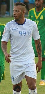 Tiago Chulapa Brazilian footballer