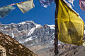 Chulu West, prayer flags (4521534960).jpg