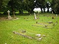 Church of the Ascension, Burghclere, Graveyard - geograph.org.uk - 1317758.jpg