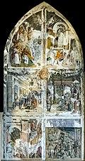 Church of the Eremitani (Padua) - Interior - cappella Ovetari - storie di san giacomo.jpg