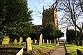 Church path - geograph.org.uk - 657504.jpg