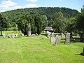 Churchyard, St Swithins, Ganarew - geograph.org.uk - 866705.jpg