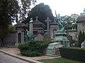 Cimetière du Père Lachaise - tombeau d'Anatole de la Forge (Paris).jpg