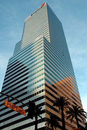 Citigroup Center (Los Angeles) - Image: Citigroup Center Downtown Los Angeles