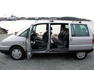 Eurovans - 1998 Citroën Evasion