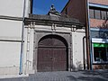 City Courthouse. Gate. Listed ID 5927.JPG